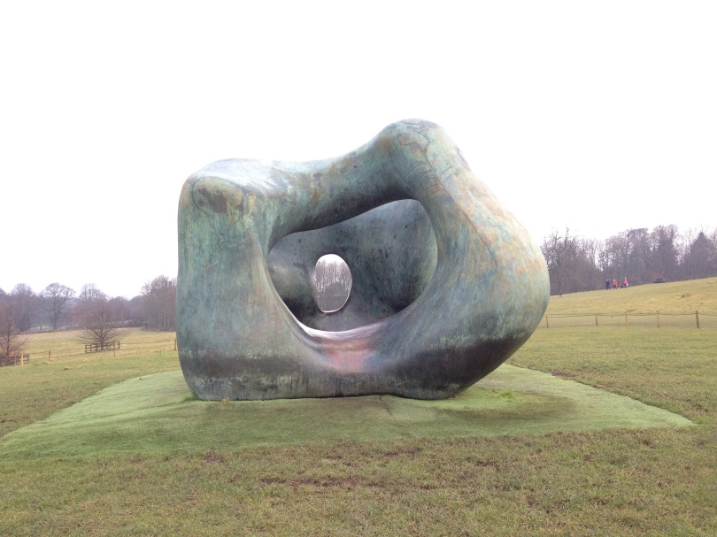 Henry Moore at YSP