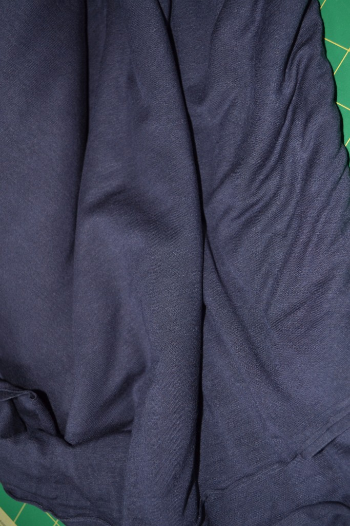 Light weight blue jersey