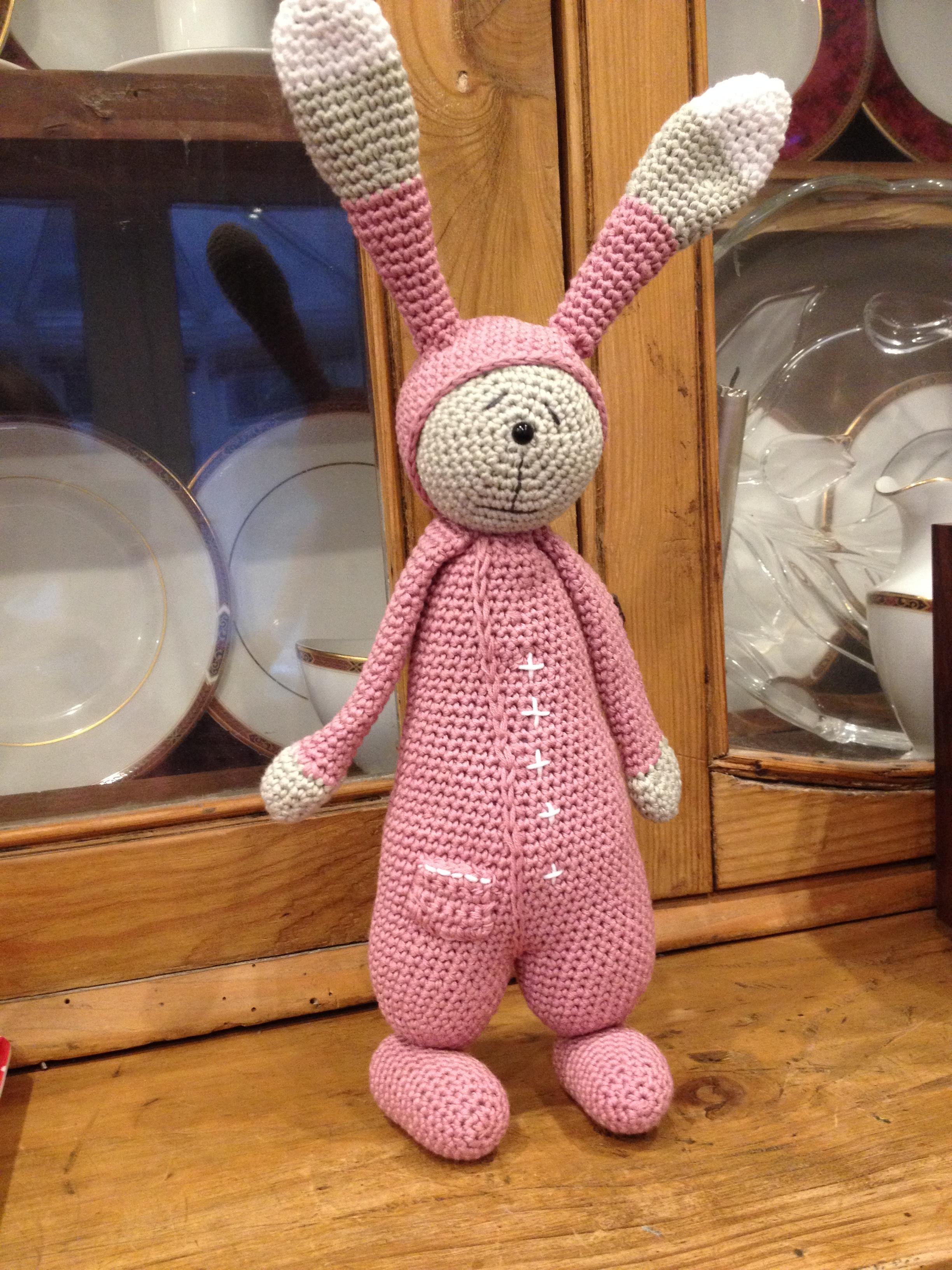 Amigurumi Sleeping Bunny : A bunny for Bethany Love, Lucie