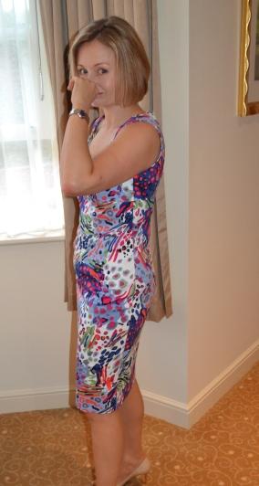 Dress 14 Burda 7557