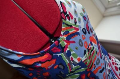 Dress 2 Burda 7557