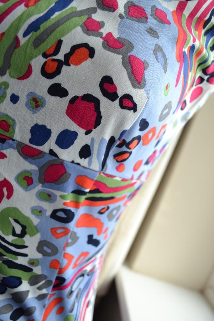 Dress 4 Burda 7557