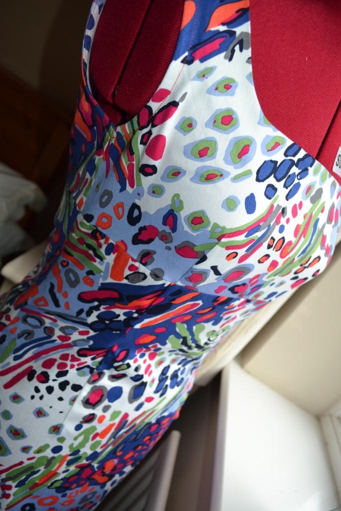 Dress 5 Burda 7557