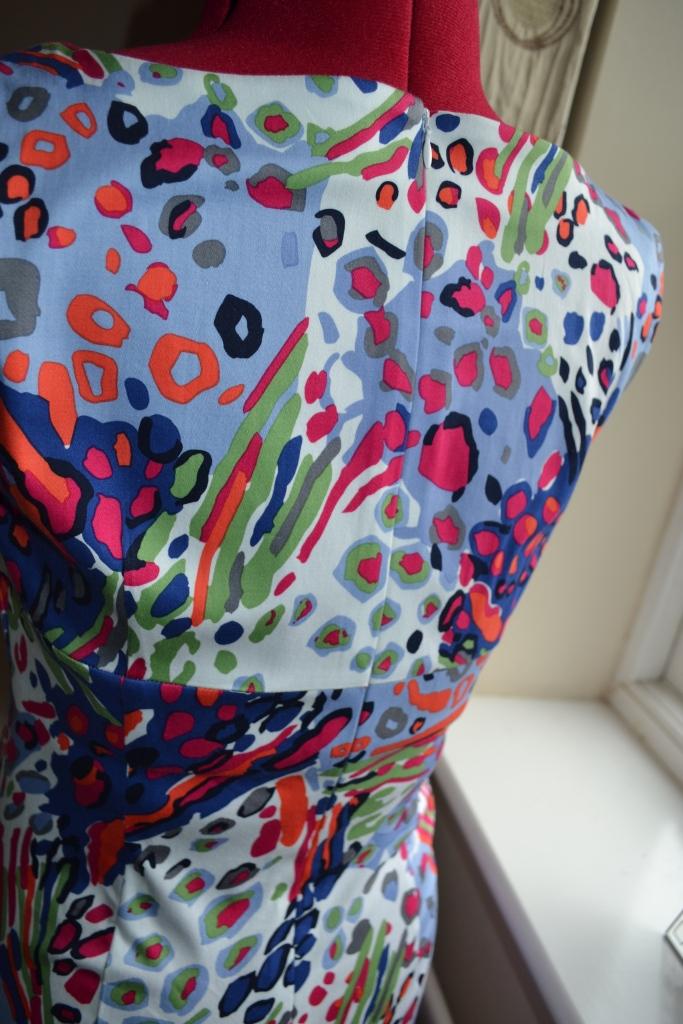 Dress 6 Burda 7557
