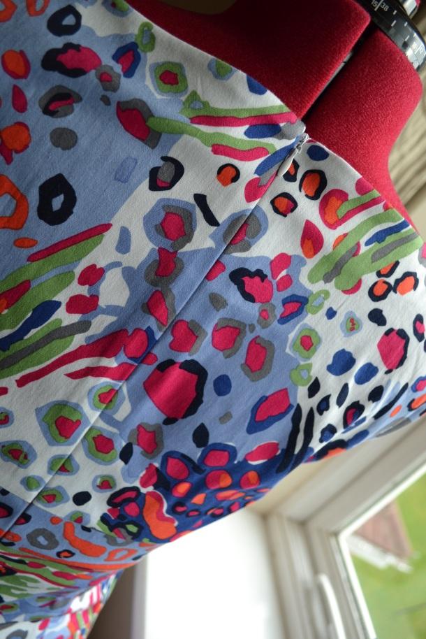 Dress 7 Burda 7557