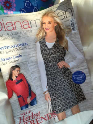 German sewing magazine
