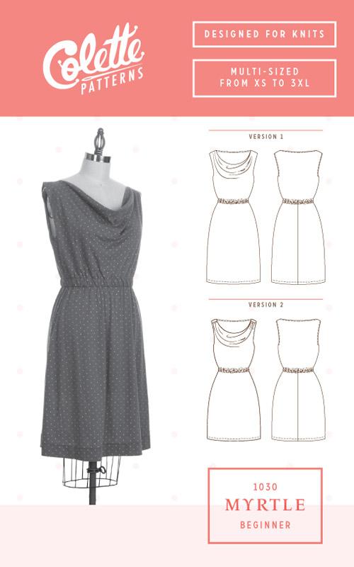 Myrtle Dress by Colette