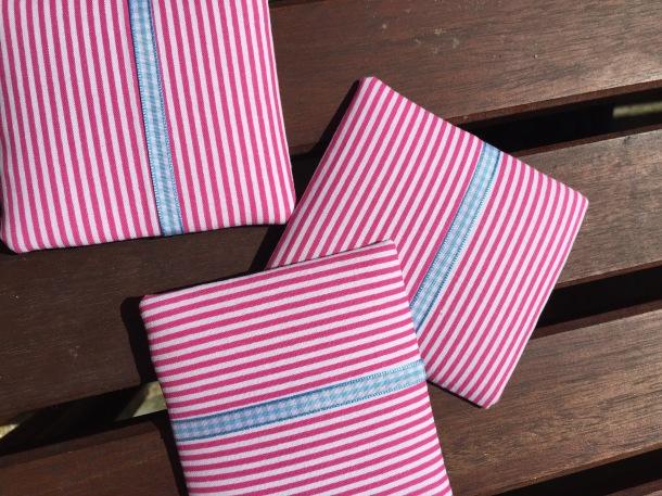 Textile box