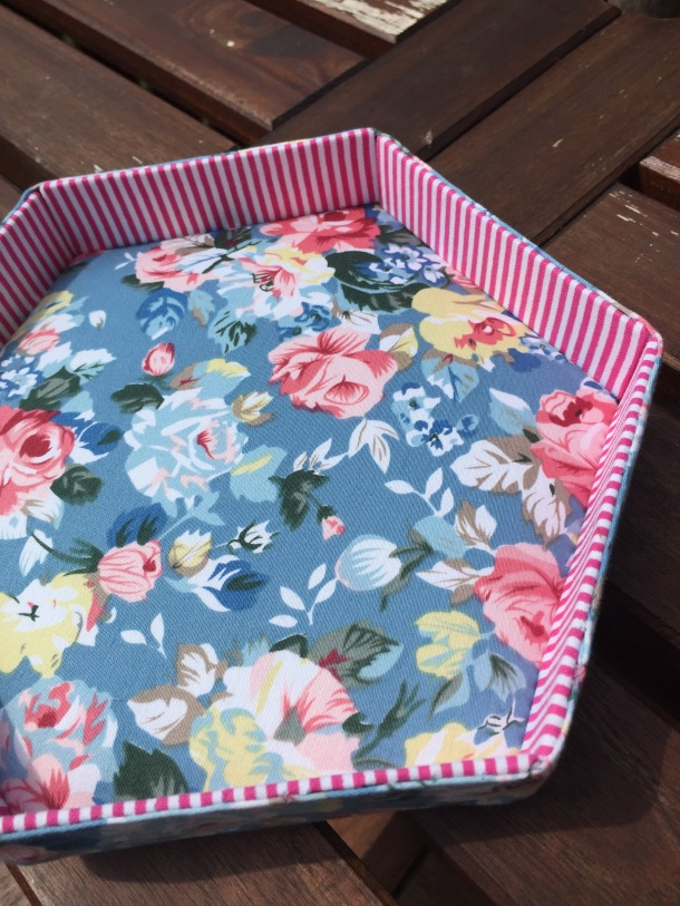 Tialys fabric box
