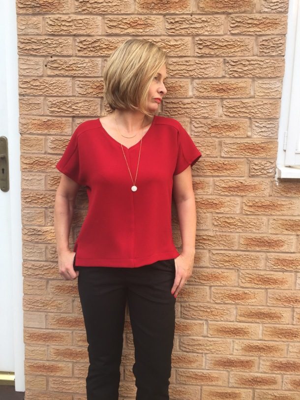 True Bias Sutton Blouse1