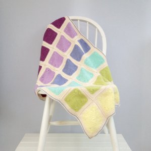 crochet blanket for wool couture
