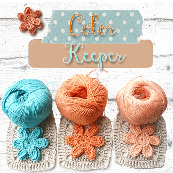 Crochet Home Colour Keeper