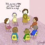 Yarn confession