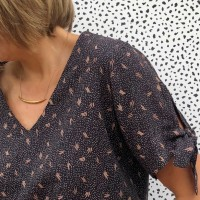 Hey June Handmade Lucerne Blouse