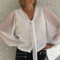 The Norma blouse